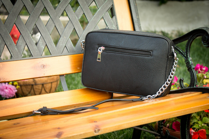 Geanta Crossbody Ingrid Black 3