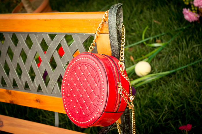 Geanta Crossbody Red Passion 4