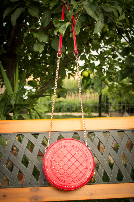Geanta Crossbody Red Passion 5