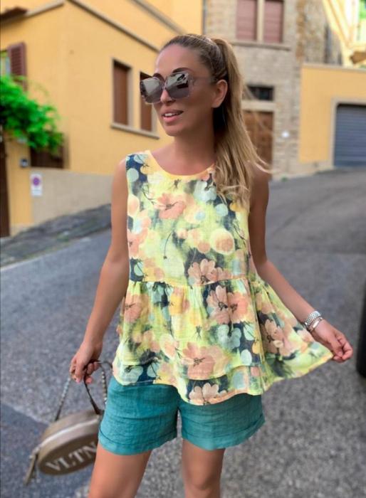 Maieu Sandra Yellow 0