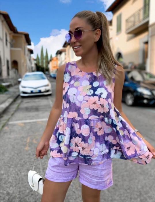 Maieu Sandra Purple 0