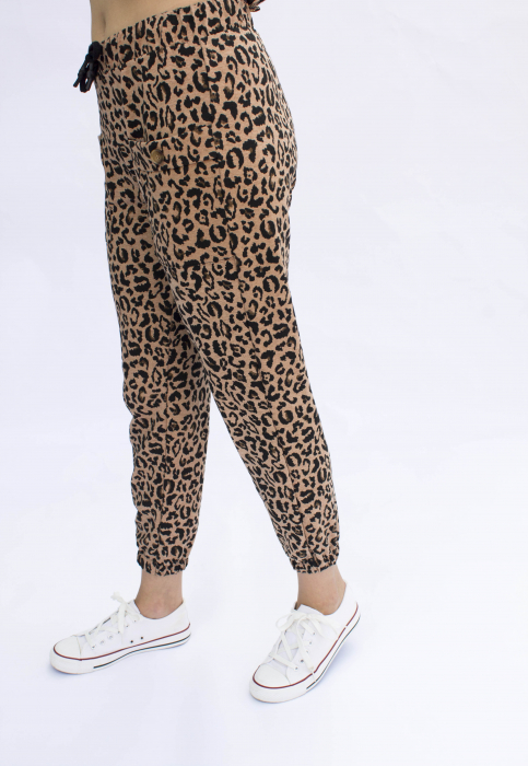 Pantaloni Sport Animal Print [3]