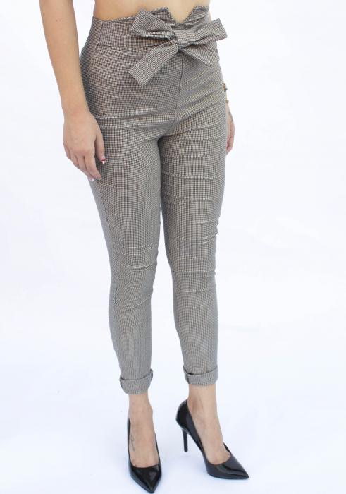 Pantaloni Erika Gray 1