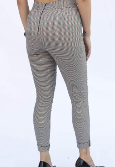 Pantaloni Erika Gray 3