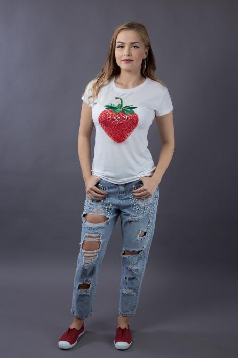 Tricou Strawberry 1