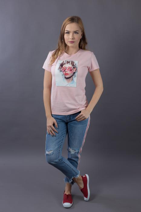 Tricou 3D Vogue [1]