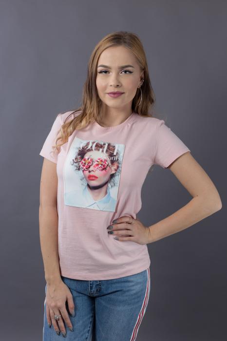 Tricou 3D Vogue [0]