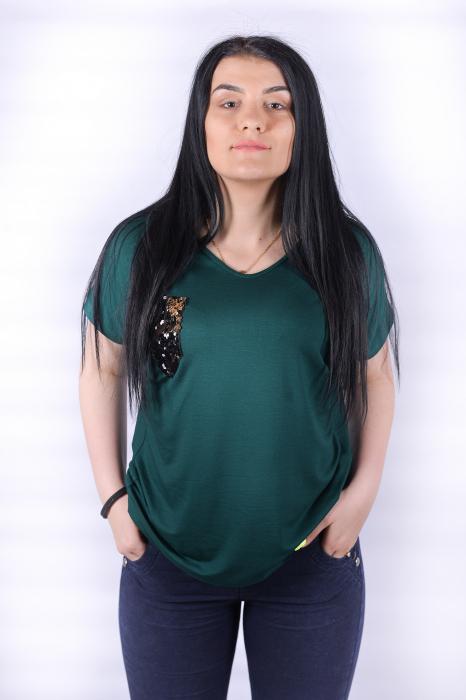 Tricou Bright Green 3