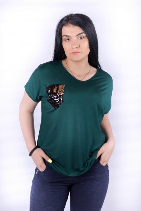 Tricou Bright Green 0