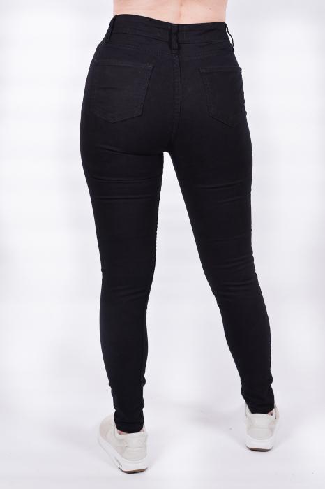 Pantaloni negri Super Skinny 3