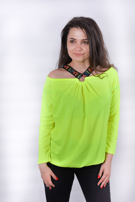 Bluza Green Love 0