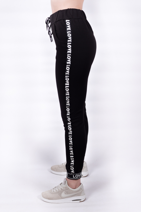 Pantaloni Sport LOVE 1