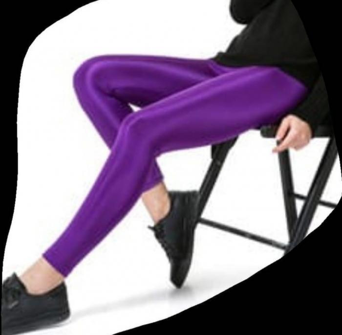 Colanti Lycra Amber Purple 1