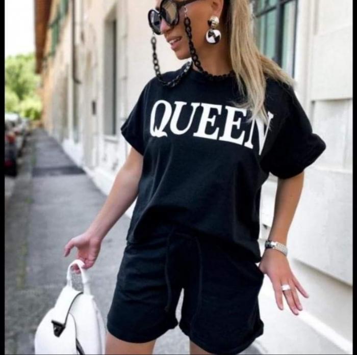 Compleu Black Queen 0