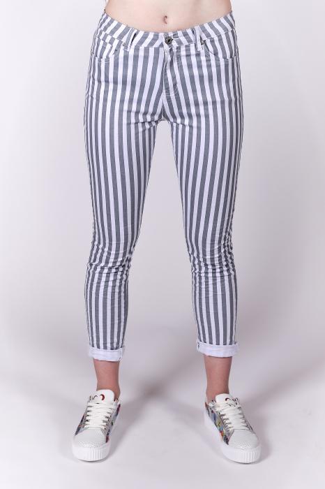 Blugi Skinny Stripes 1
