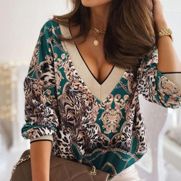 Bluza Melinda Turquoise [1]