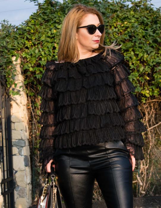 Bluza Alessia Black 0