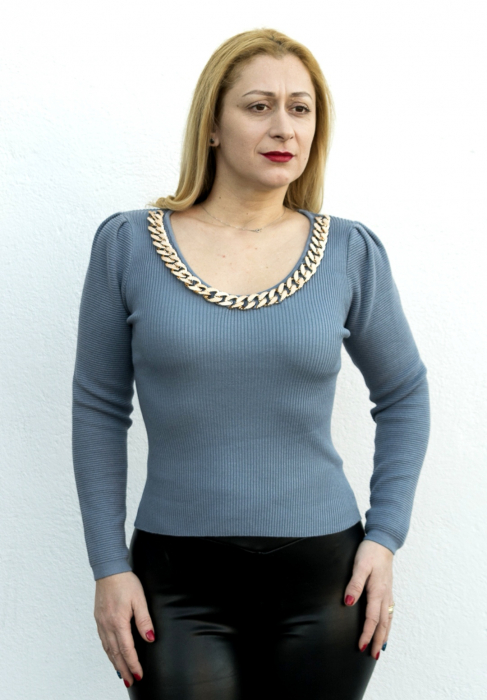 Bluza Amelia Blue [0]