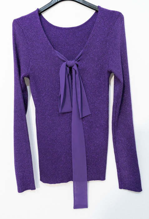 Bluza Anisia Purple 2