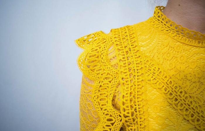 Bluza Brenda Yellow 3