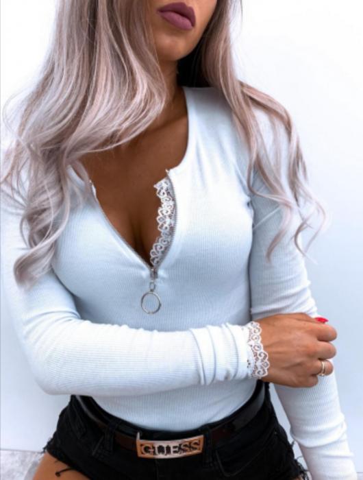 Bluza Carina White 0