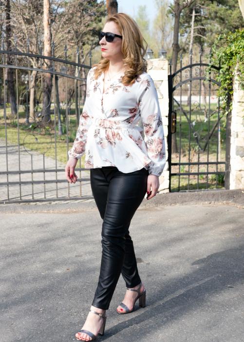 Bluza Giulie White 0