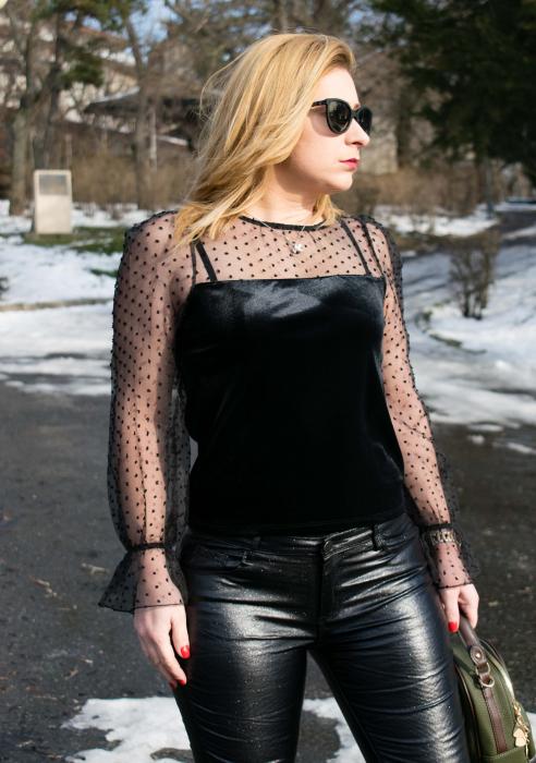 Bluza Julia Black 0