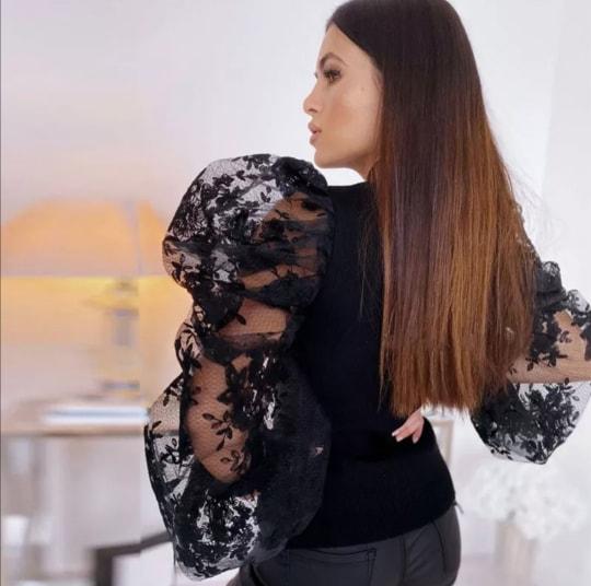 Bluza Melanie Black 1