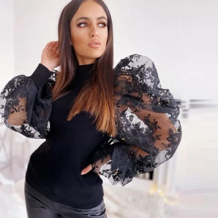 Bluza Melanie Black 0