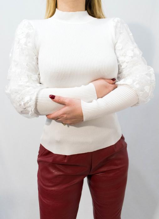 Bluza Milena White 2