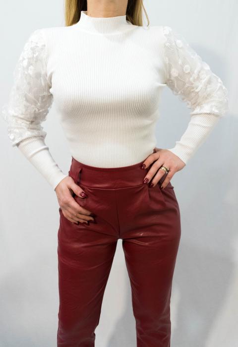 Bluza Milena White 4