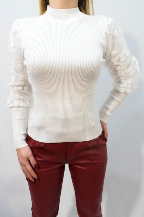 Bluza Milena White 1