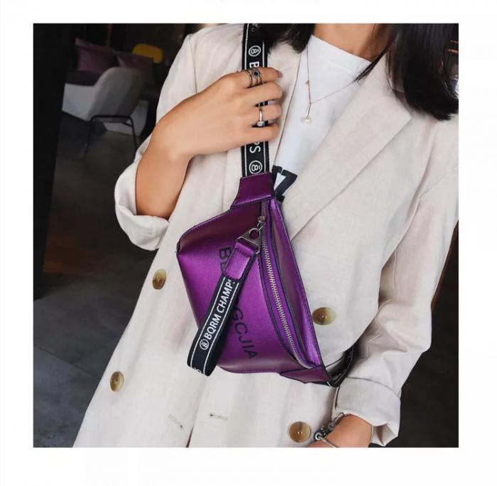 Borseta Yanna Purple 1