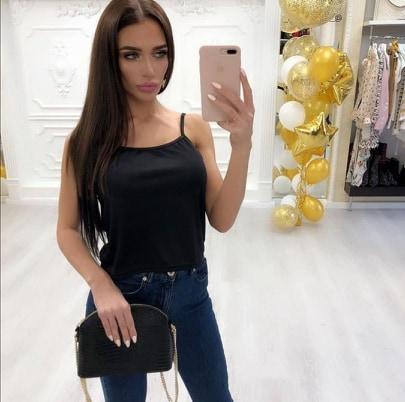 Camasa Juliana Black 3