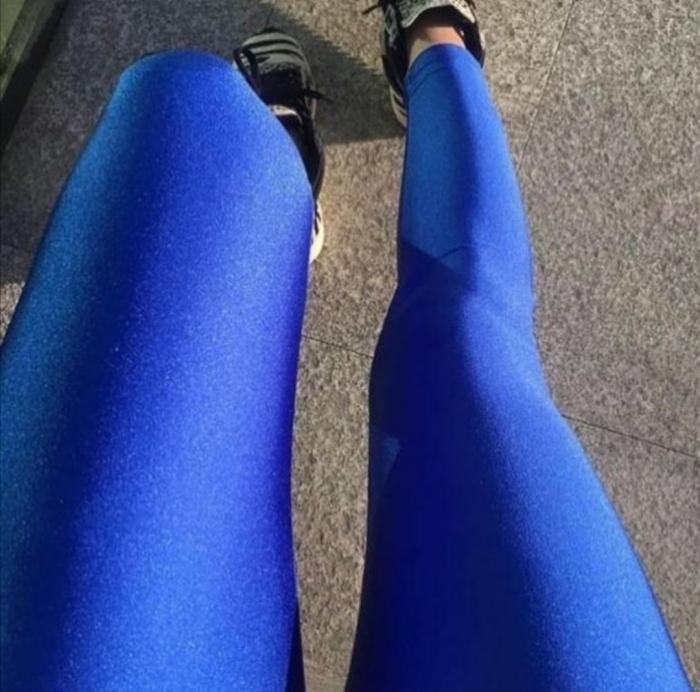 Colanti Lycra Emily Blue [0]