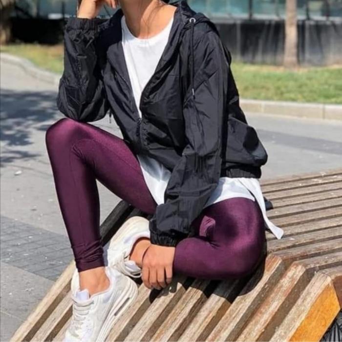Colanti Lycra Emily Purple [2]