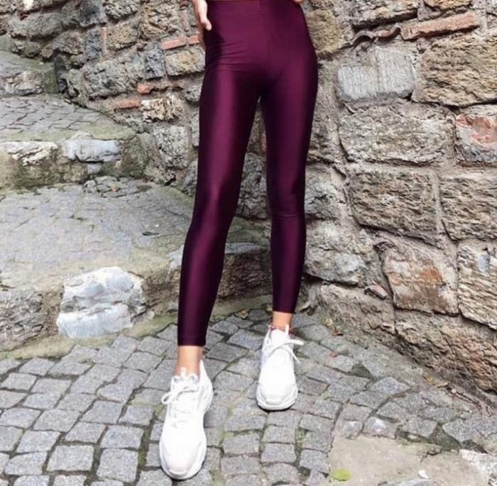Colanti Lycra Extrafin Jessica Purple 0