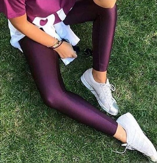 Colanti Lycra Jasmine Purple 0