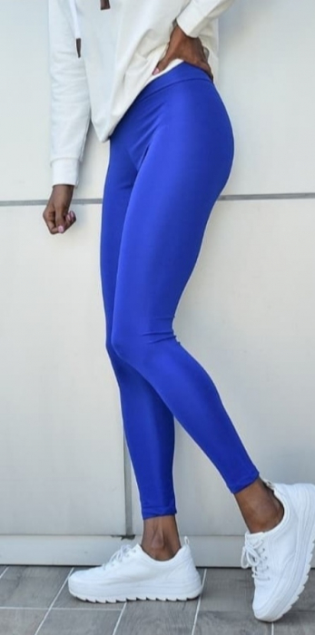 Colanti Lycra Jasmine Blue 1
