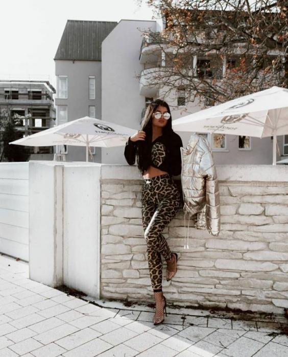 Compleu Anda Black Leopard [1]