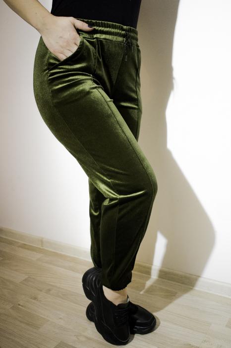 Pantaloni Emma Green [0]
