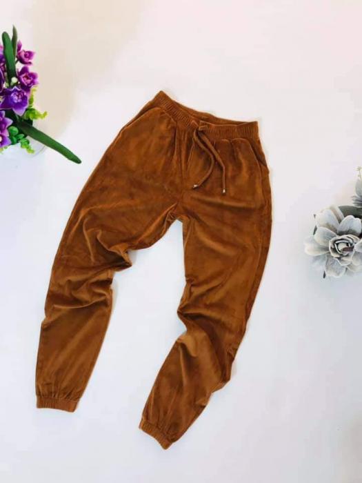 Pantaloni Sabrina Brown Caramel [0]