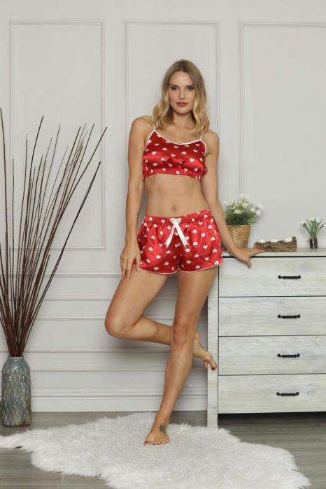 Pijama Sonia Red 0