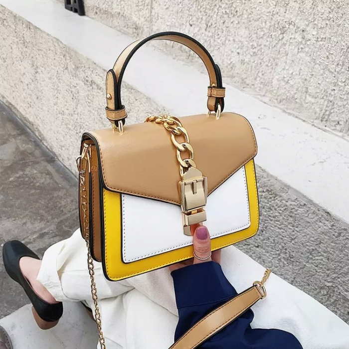 Geanta Crossbody Katia Yellow 0