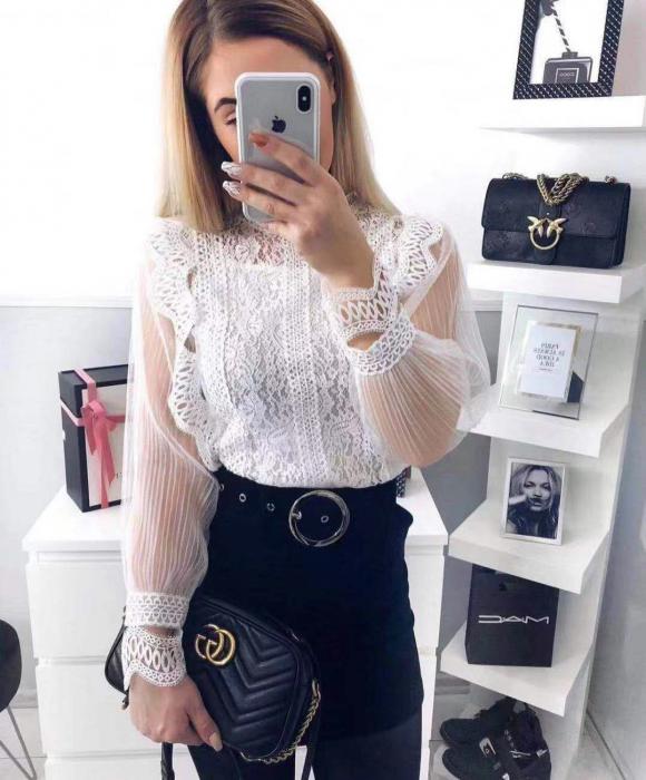Bluza Alma White 0