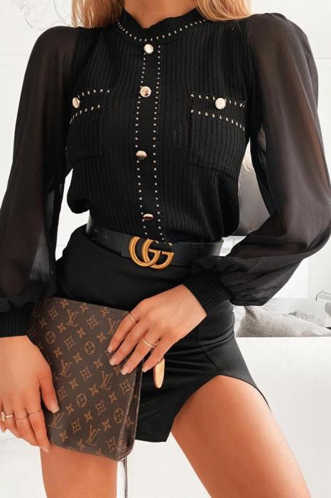 Bluza Sienna Black 0