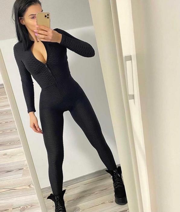Salopeta Modelatoare Kim Black [0]