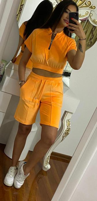 Compleu Diana Orange [1]
