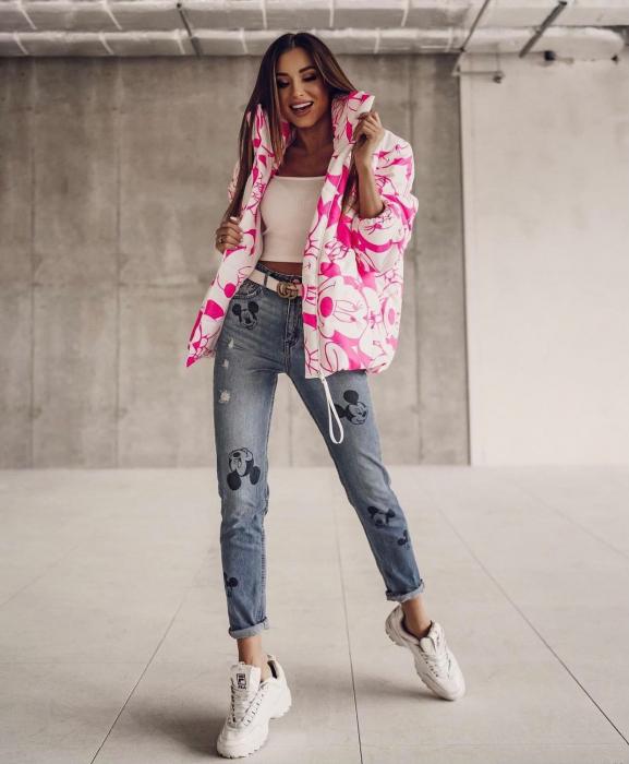 Geaca Minnie Pink [1]