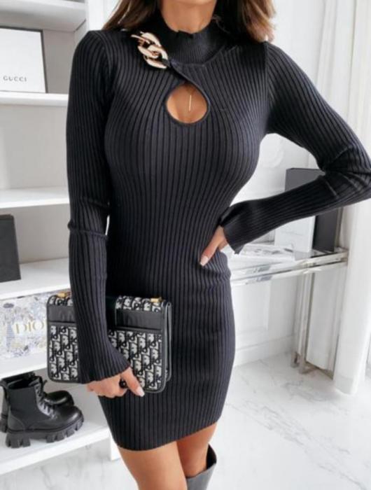 Rochie Sienna Black 0